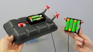 Аппарат на воздушной подушке своими руками / Свп/A DIY vehicle running on an air cushion/ ACV