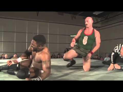 """Man Scout"" Jake Manning vs. Cedric Alexander"