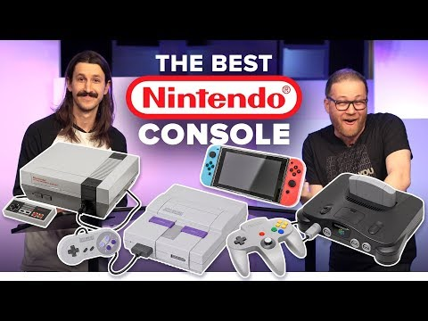What Is The Best Nintendo Console Of All Time? | Nope, Sorry