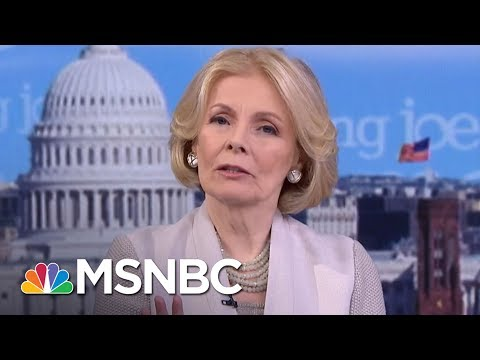 Peggy Noonan: What President Donald Trump Can Learn From Ronald Reagan | Morning Joe | MSNBC