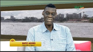 Nigeria39s Tallest Man   Hafis Agoro on being A Giant As A Blessing amp A Curse - GMNS