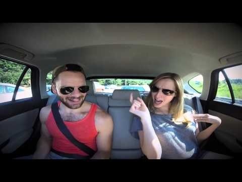 "AGAG-  Car Ride Lip Sync ""Somebody Loves You"""