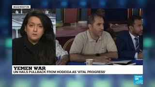 "Yemen war: ""Not much movement is happening on the ground"""