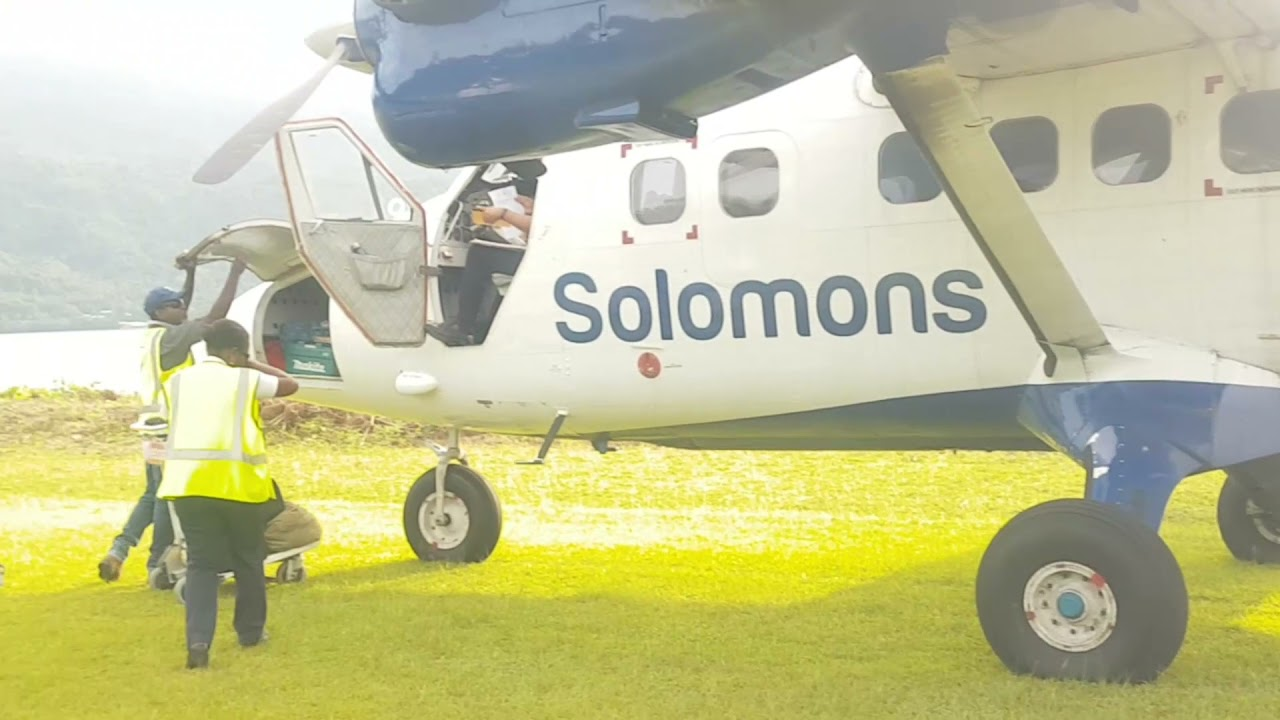 Download Fly Solomon Airlines from Honiara to Fera in Isabel province