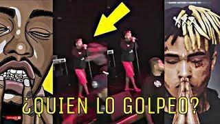 TODO LO QUE SE SABE SOBRE EL GOLPE QUE RECIBIO XXXTENTACION /CRISTO SKRT/ /#FUCKSTONE/