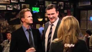 Marshall as Barney