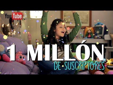 Karol Sevilla I Un millón de suscriptores