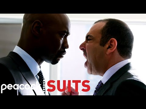 Louis' Dreams Of Name Partnership Are Gone | Louis Against Malone | Suits