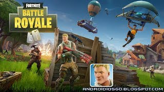 Fortnite Battle Royale Android Available Now BUT LIMITED DEVICE (Download Link)