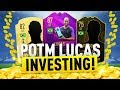 HOW TO INVEST FOR POTM LUCAS MOURA ON THE WEB APP & EARLY ACCESS | FIFA 19 ULTIMATE TEAM