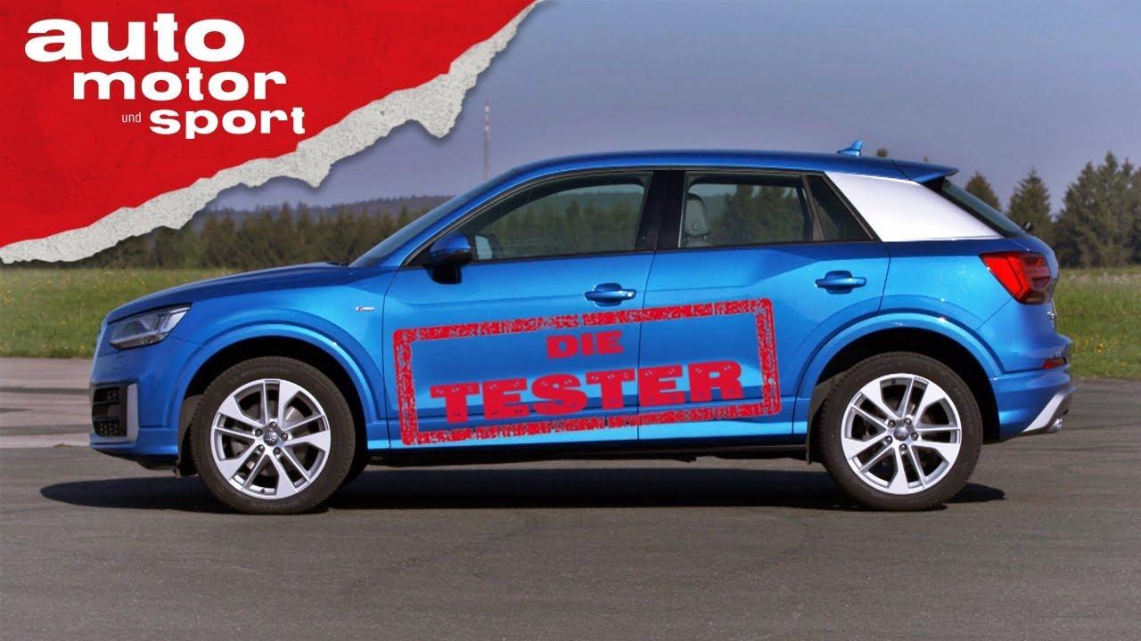 günstig detaillierte Bilder heiß-verkaufendes spätestes Audi Q2 2.0 TDI: Premium in klein? - Die Tester | auto motor und sport