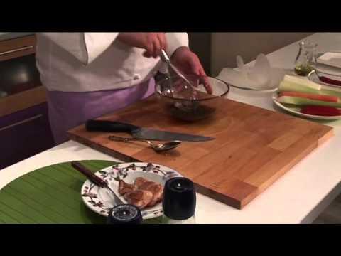 Роллы из рисовой бумаги с начинкой из утиного мяса