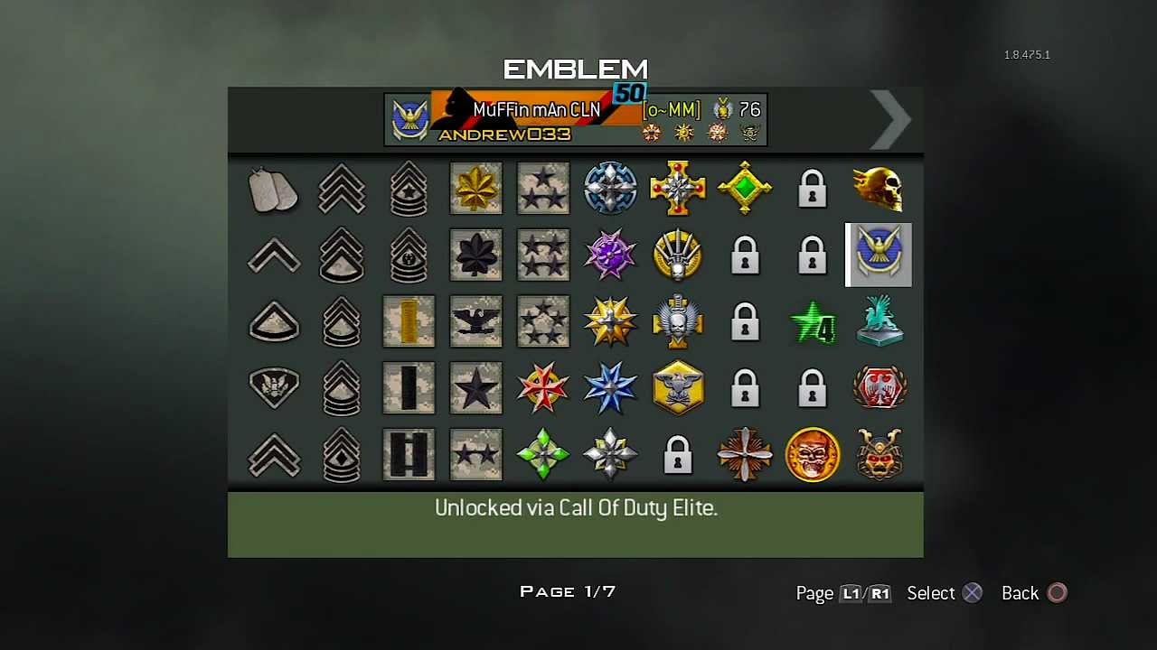 mw3 elite