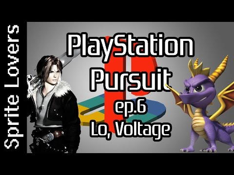 PlayStation Pursuit Ep.6-  Lo, Voltage