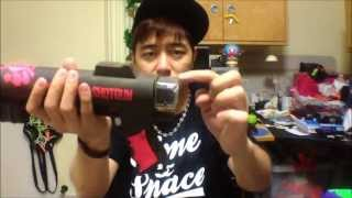"PWND #38: ERTL Pump Action Shotgun Mod: ""pSyk Action Shotgun"" + Black Tactical"
