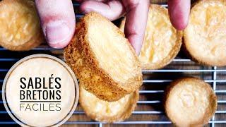 Recette des sablés bretons facile et inratables 😍😜