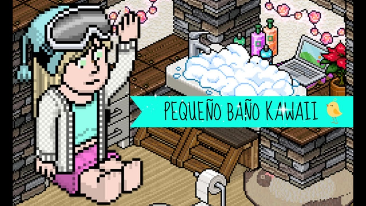 decofacil ba o kawaii habbo youtube