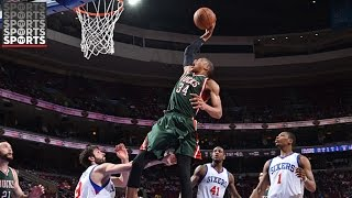 Giannis Antetokounmpo Is Going to Break All of the Records