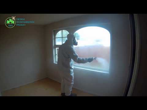 Methamphetamine Decontamination Training Video