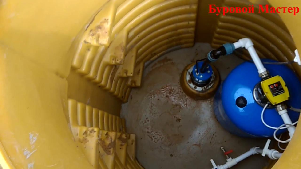 Оборудование скважины с кессоном своими руками фото 460