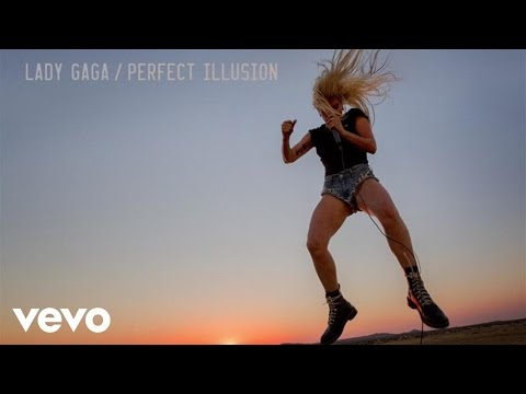 Perfect Illusion (Audio) - Lady Gaga