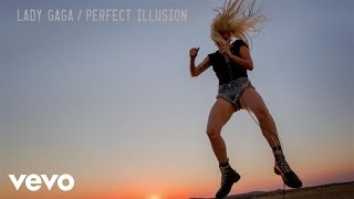 Lady Gaga Perfect Illusion Audio