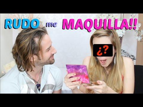 "RUDO DOES MY MAKEUP (TAG MI ""NOVIO"" ME MAQUILLA) Paola Herrera"