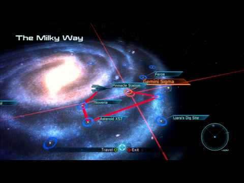 Mass Effect Let's Play Valuable Minerals