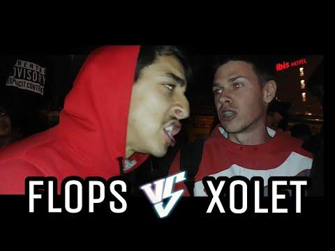 FLOPS vs XOLET ( 4tos ) ( 1a REGIONAL ZOCO BATTLE )