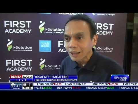 First Academy Ajak Startup Untuk Naik Kelas
