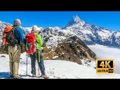 Nepal in 4K | Mardi Himal Trek | Nepal's Hidden GEM