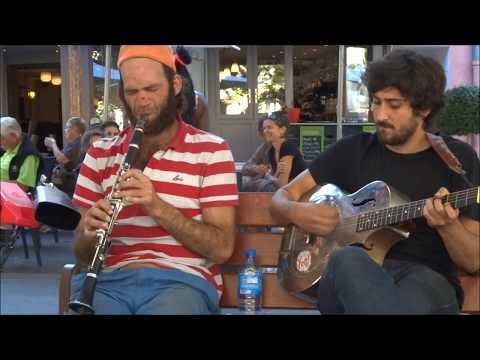 IV Jazz Cannibals Jimbino Vegan and friends Café de la Paix Prades 11 octobre 2017