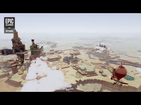 Airborne Kingdom | Gameplay Launch Trailer