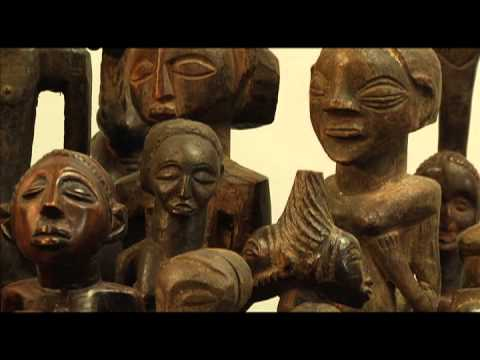 GSU Ethnographic Teaching Art Collection Part 1
