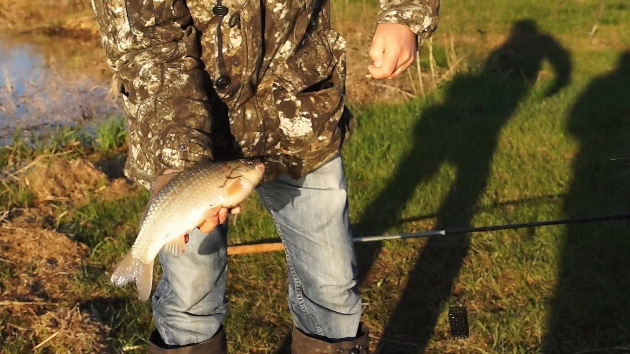 летний сезон рыбалки урал