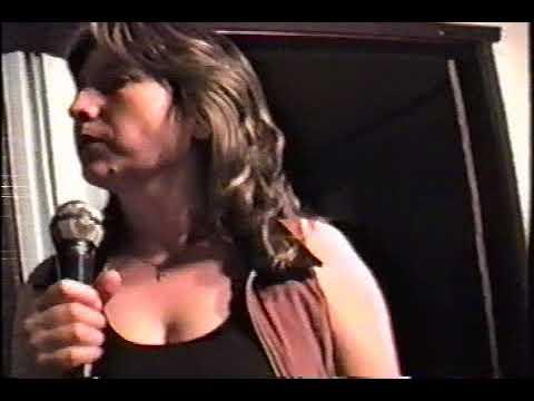 nestor & Esther karaoke  june 1999