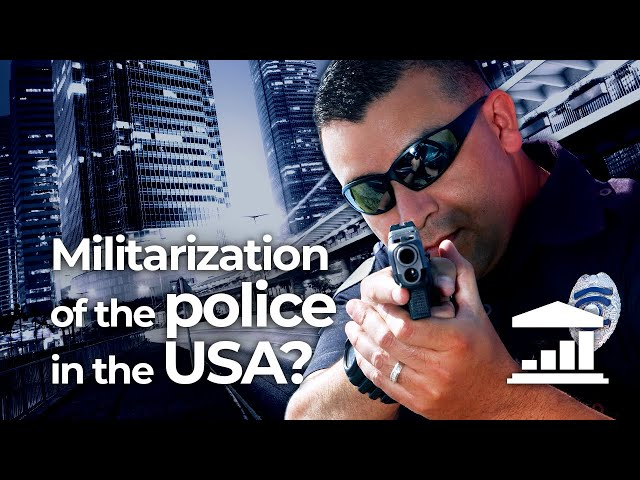 POLICE in the USA: How to fix the PROBLEM? - VisualPolitik EN