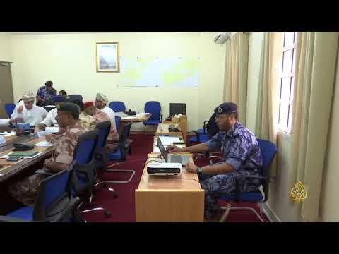 إعصار مكونو يجتاح سواحل عُمان  - نشر قبل 47 دقيقة