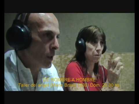 DE HOMBRE A HOMBRE - CON ACENTO LATINO -  Radio Onda latina AM 1010.