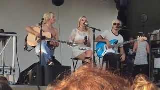 R5 - Soundcheck [The Humpty Dance] West Windsor, NJ - 7.18.15