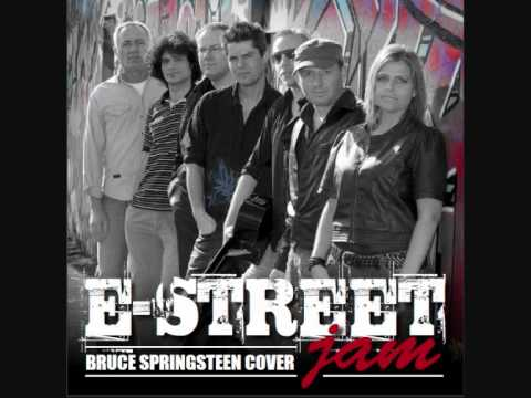 E-Street Jam - Cover me