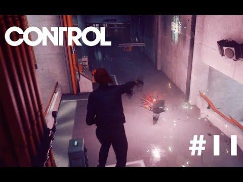 Control   Gameplay Walkthrough #11 - Executive: Personnel Protection