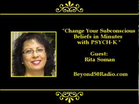 Change Your Subconscious Beliefs in Minutes with PSYCH-K