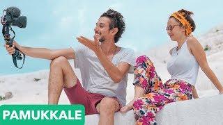 Sevgilimle Beyazlar İçinde FANTASTİK Bir Gün Geçirdik  - PAMUKKALE Vlog
