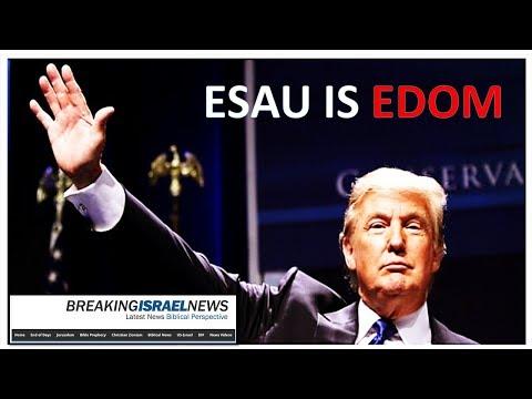 Western Nations are the Greeks/Idumeans/Romans/Esau/Edom/Edomites (aka Babylon)