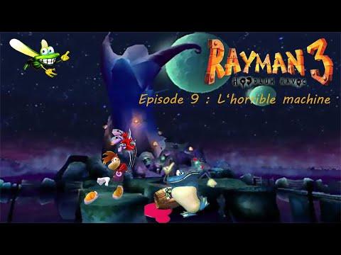 Rayman 3 (100%) Ep9 : L'horrible Machine.