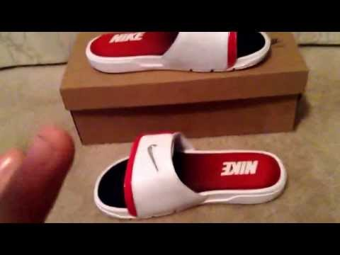"""NIKE Product Review - """"Comfort Slides 2 Spirit Red"""""""