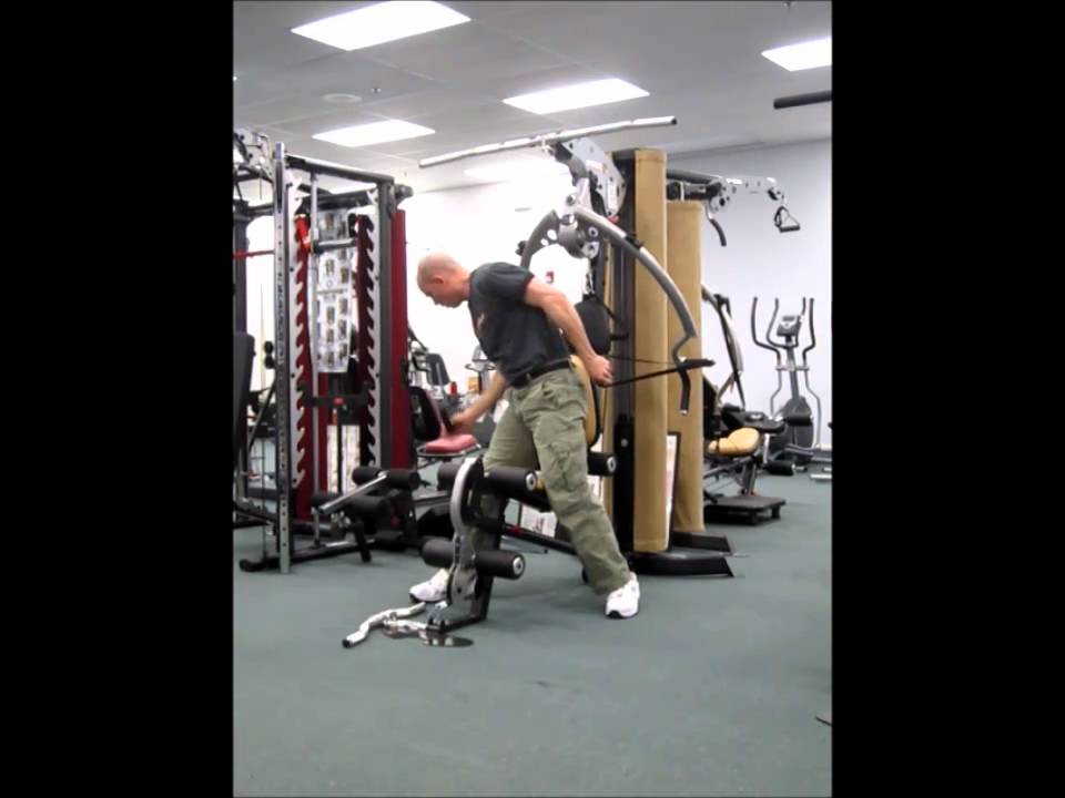 10 Minute Workout On Inspire M2 Home Gym Youtube