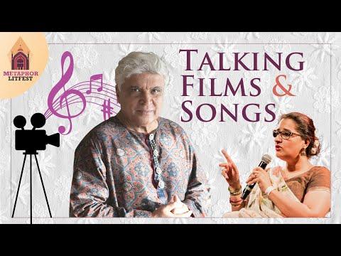 Talking Films & Songs | Javed Akhtar, Kausar Munir | Lucknow Literature Festival 2017