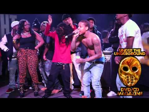 Lil Durk Dis Ain't What U Want Live Performance at Club Limelight in Nashville,TN